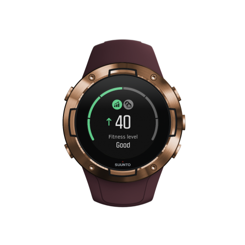 שעון ספורט - SUUNTO 5 Burgundy Copper