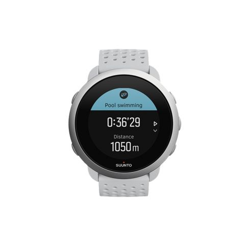 שעון ספורט - SUUNTO 3 Fitness Pebble White